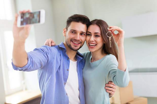 Hey Millennials! Want to build wealth? Buy a house!