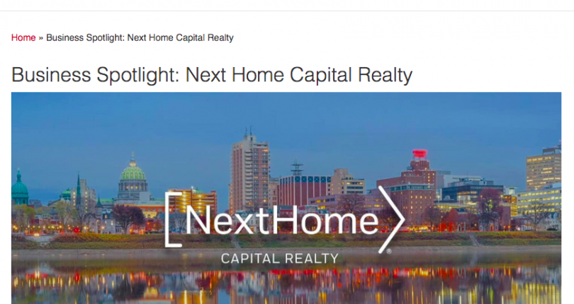 NextHome Capital Realty : Business Spotlight